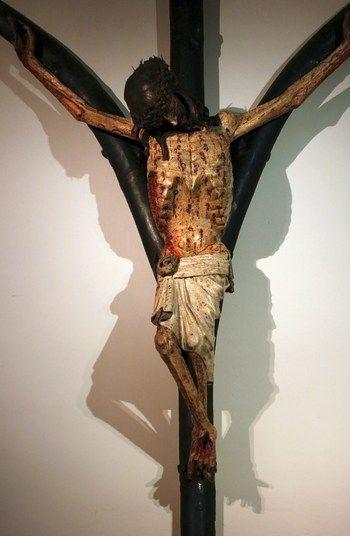 cristo na cruz, Colónia, Igreja Sankt Maria
