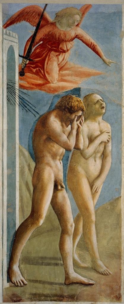 Masaccio_expulsion