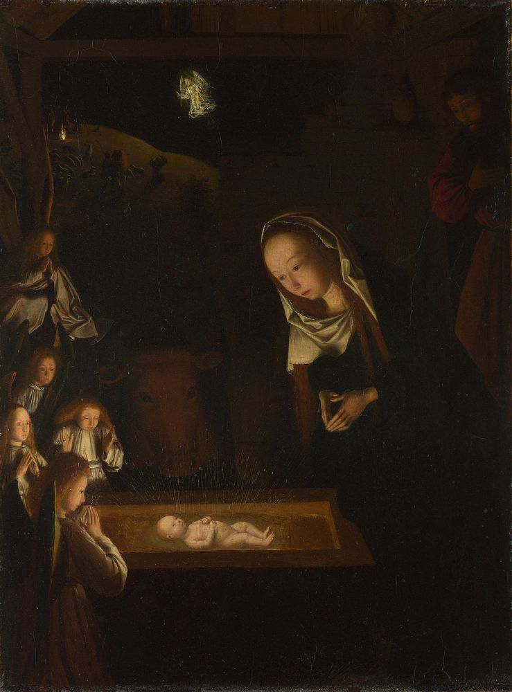 Geertgen_tot_Sint_Jans,_The_Nativity_at_Night