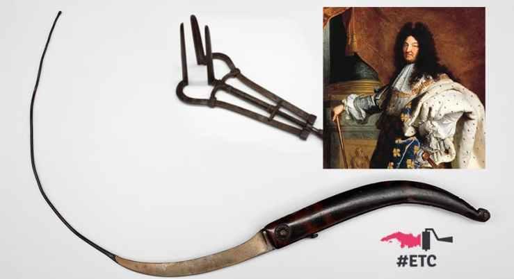outil-utilise-pour-operer-fistule-anale-louis-xiv