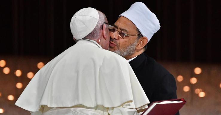 Papa e Imã
