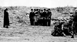 A execu ção de Mata-Hari