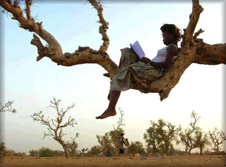 african reading