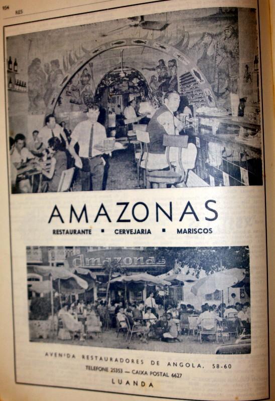 Amazonas _Luanda