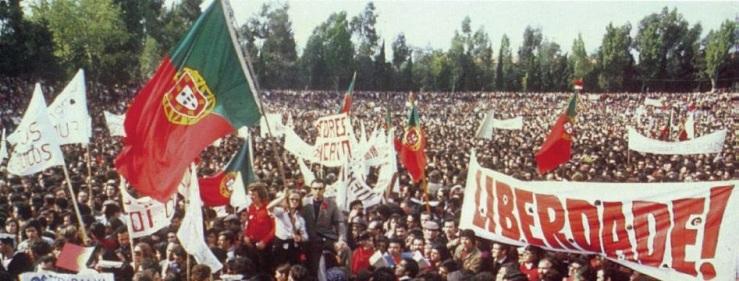 1º de Maio de 1974