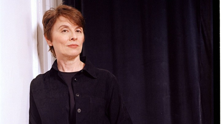 -UNDATED PHOTO- Undated photograph of Prof. Camille Paglia of the University of the Arts in Philadel..
