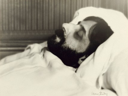 Proust, man ray