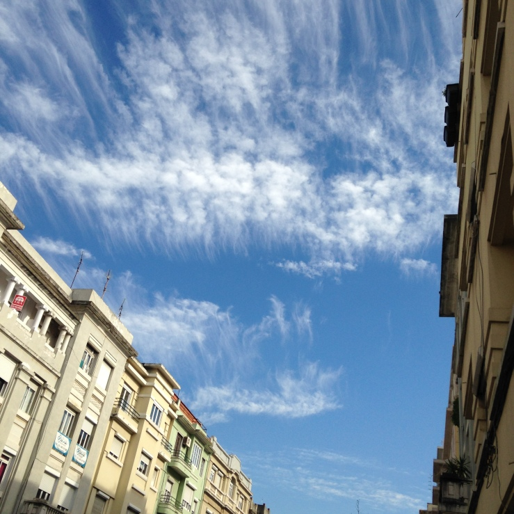 rua céu