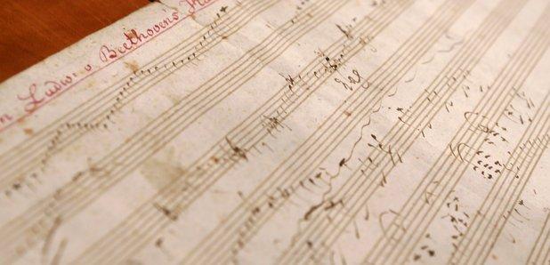 manuscript-music-beethoven